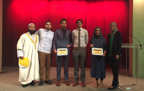 South student combats religious intolerance, granted interfaith award
