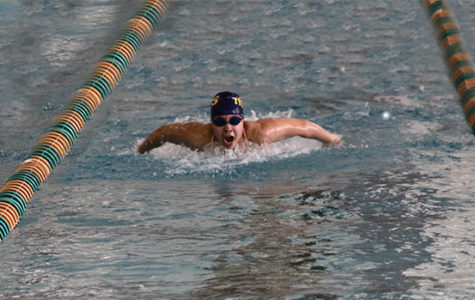 Women's swim & dive conquers GBN