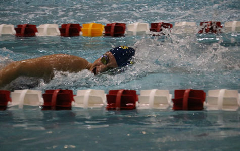 Girl's swim & dive prepares for Conference