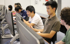 Computer programming focuses on problem-solving, realistic issues