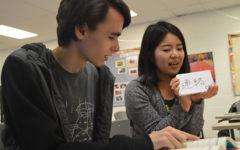 Japanese exchange-teacher immerses self in American culture