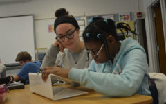 Peer Mentors bond with students, take interest in teaching