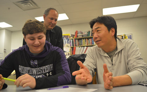 South students reflect on their fathers' positions as educators, parents