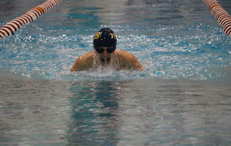 Women's swim & dive finishes season with three State qualfiers