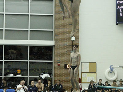 South grad continues diving career at Princeton