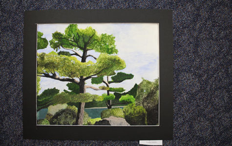 Mid year art show showcases student creativity