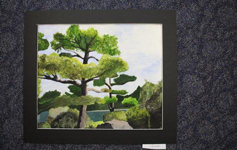 Mid year art show showcases student creativity
