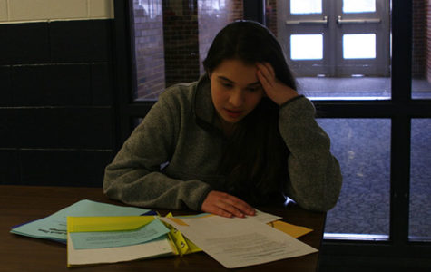 South freshmen adjust to high school workload
