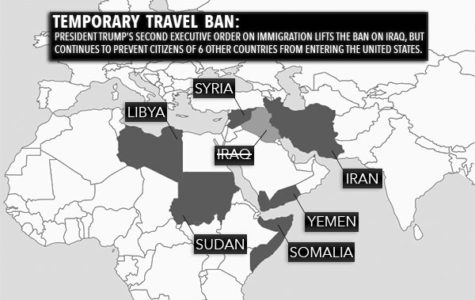 Temporary travel ban prompts discussion at South