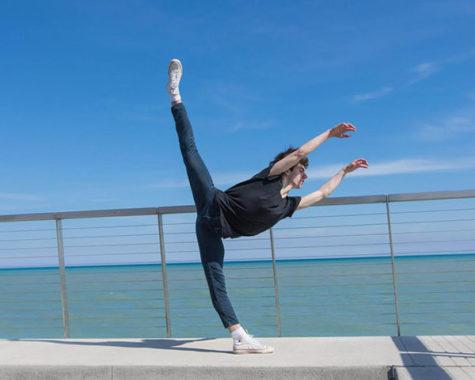 Landri dances his way into Juilliard's summer program, hopes to become professional dancer