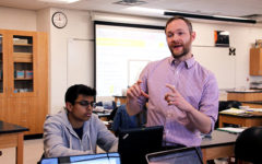 Teachers describe differences, share memories, between CPS, District 225