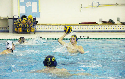 Men's water polo looks to qualify for State tournament