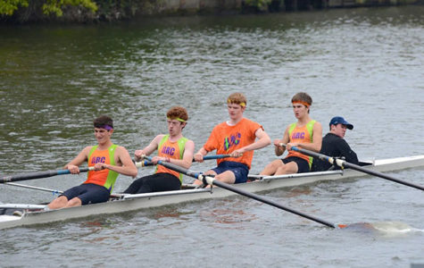Pys hopes to pursue rowing after high school