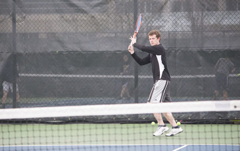Men's tennis strives to succeed in sectionals