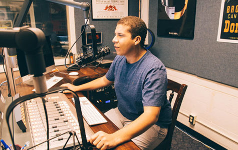 Martinez pursues passion for broadcasting with South's radio and television programs