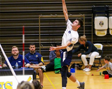 Men's Volleyball hopes to win conference
