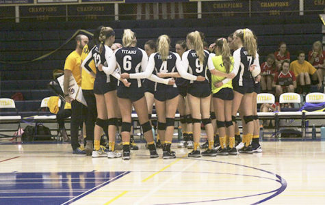 Girls' volleyball embraces positivity