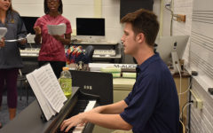 South singer returns as new co-choir director