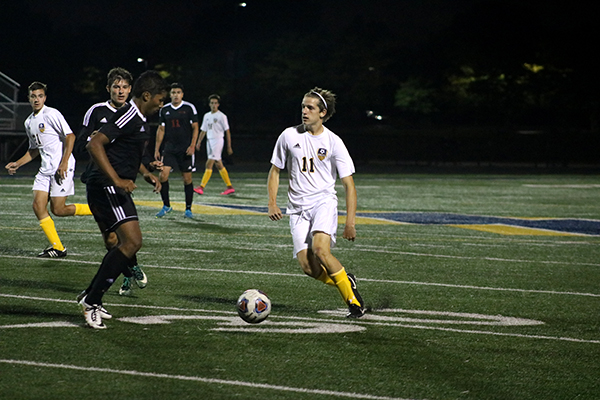 Boys' soccer thrives under new leadership