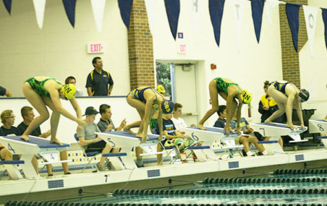 Girls' swim & dive aims to return to state