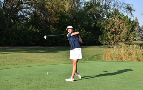 Women's golf places 11th at state