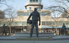Teachers reflect on retired Glenview Air Station base