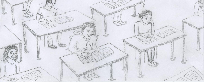 Illustration by: Sophia Lau