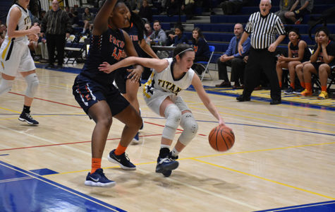 Women's basketball pushes for improvement