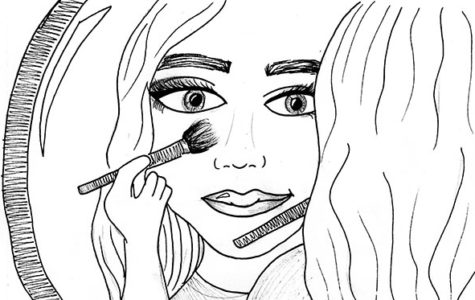 Makeup increases confidence, allows for self-expression