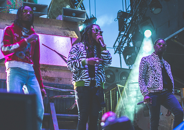 Culture II delivers quality tracks, weakened by unnecessary length