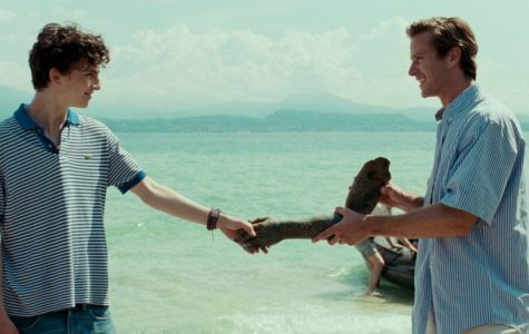 Call Me By Your Name allows for self-reflection, acceptance of vulnerability