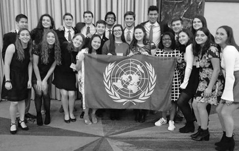 Model United Nations season cancelled, reinstated 3 days later