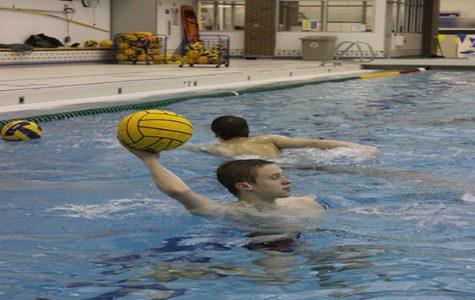 Men's water polo starts season off strong