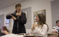 ASL course promotes inclusion
