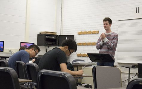 Music Theory caters to all students, allows for musical exploration