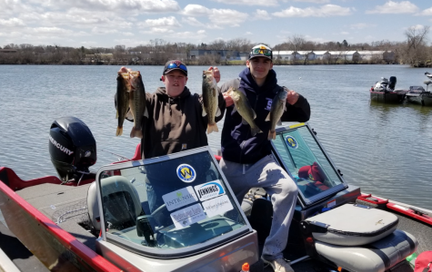 Bass Fishing Club flourishes in first year