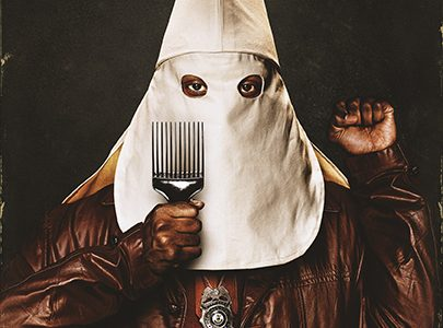 BlacKkKlansman  addresses social issues through historical lens