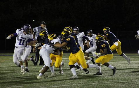 Football looks to make playoff run