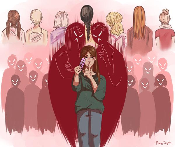 Illustration by Margo Kazak