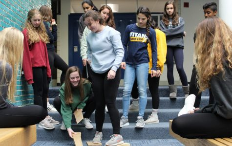 Peer Group influences the lives of both freshmen and seniors