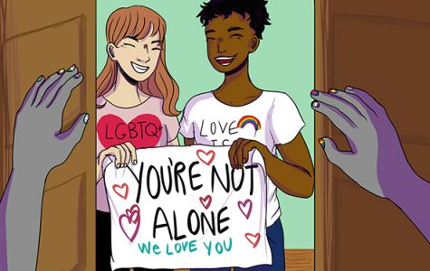 LGBTQ+ students face obstacles, fight for acceptance