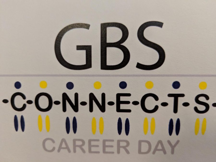 The+GBS+Connects+logo.+The+event+went+under+a+serious+of+changes+this+year+to+increase+student+engagement.