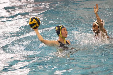 Girls' water polo focuses on positive mindsets