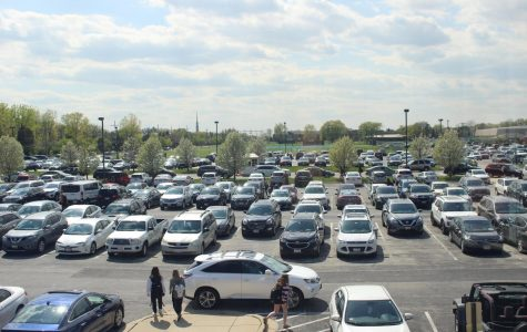 Students face shortage of parking availability