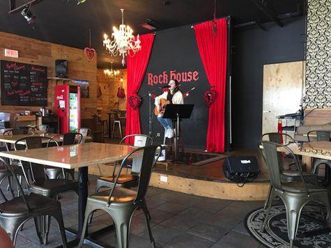 Rock House cafe closes, allows school to expand