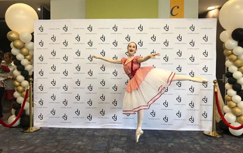 South students pursue discipline of ballet dancing