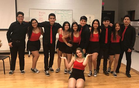 Cultural dancing represents South student's ethnic identity