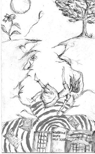 Illustration by Faith Roche