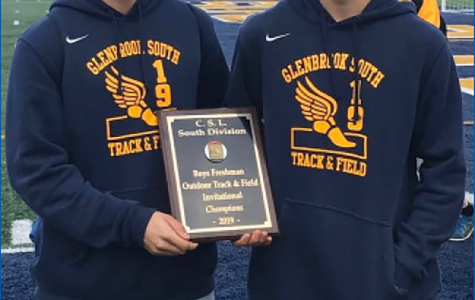 Sibling Solidity: Working together and occasionally competing head to head, South siblings Noah and Nathan Shapiro exemplify how working together can lead to great achievements on and off the field.