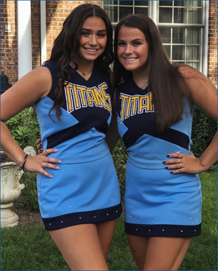 Sibling Solidity: Working together and occasionally competing head to head, South siblings Lilly and Livia Mullaney exemplify how working together can lead to great achievements on and off the field.
